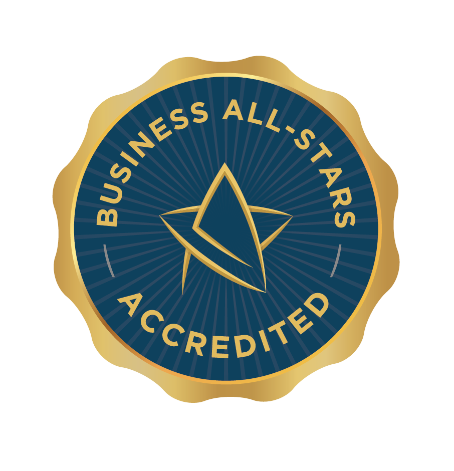 Pruune Consulting Ltd - Business All-Stars Accreditation