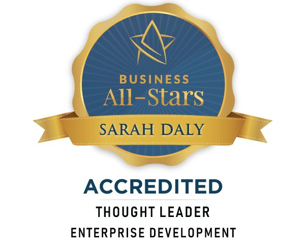 Sarah Daly - GroForth - Business All-Stars Accreditation