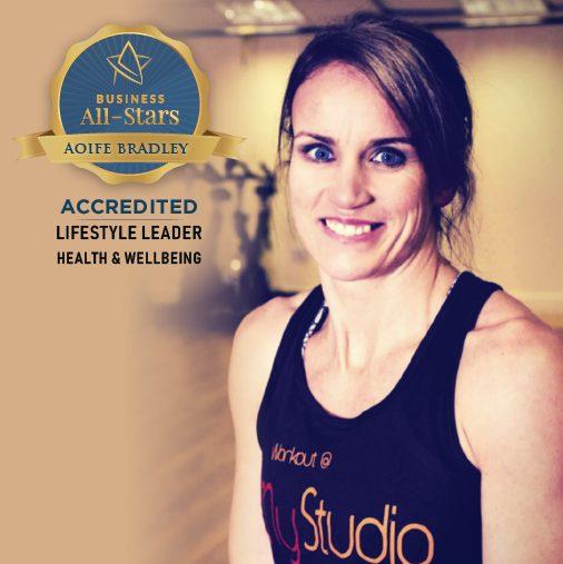 Aoife Bradley - Mystudio Navan - Business All-Stars Accreditation