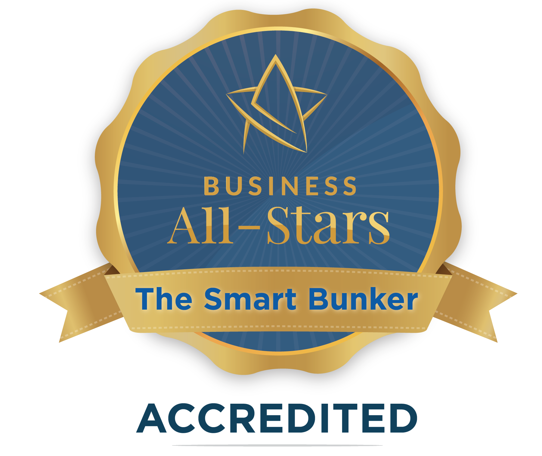 The Smart Bunker - Business All-Stars Accreditation