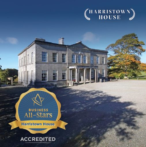 Harristown House - Business All-Stars Accreditation