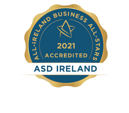 ASD Ireland - Business All-Stars Accreditation