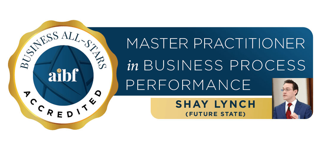 Shay Lynch - Future State - Business All-Stars Accreditation