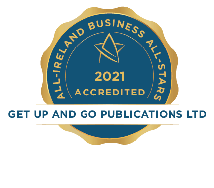 Get Up and Go Publications  - Business All-Stars Accreditation