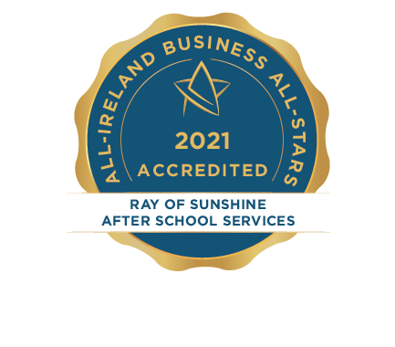 Ray of Sunshine After School Services - Business All-Stars Accreditation