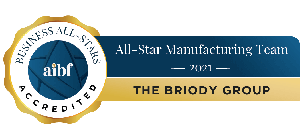 The Briody Group - Business All-Stars Accreditation