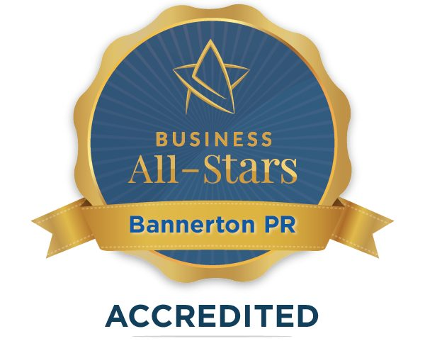 Bannerton PR - Business All-Stars Accreditation