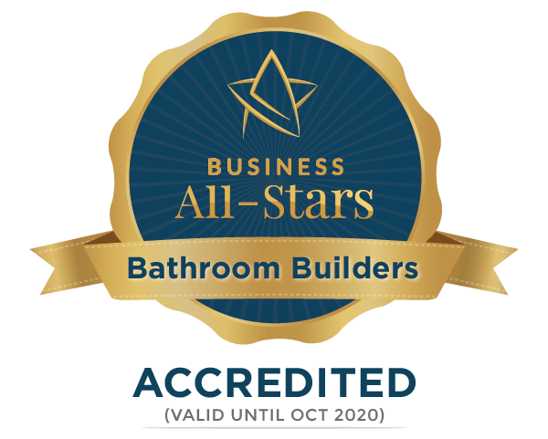Bathroom Builders - Business All-Stars Accreditation