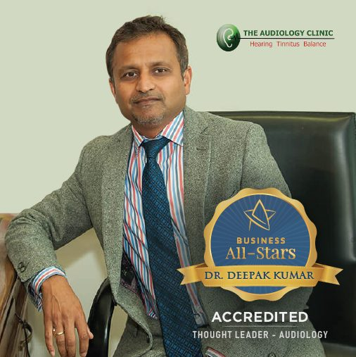 The Audiology Clinic - Business All-Stars Accreditation