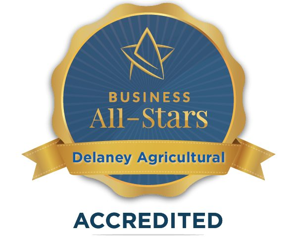 Delaney Agricultural Machinery Ltd - Business All-Stars Accreditation