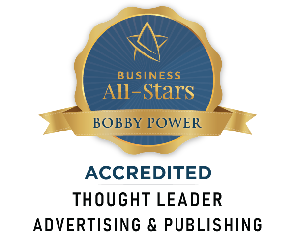 Bobby Power - Go Wild Magazines - Business All-Stars Accreditation