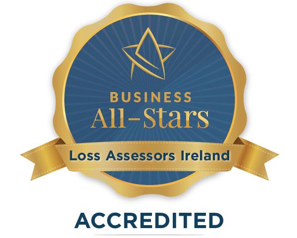 Loss Assessors Ireland - Business All-Stars Accreditation