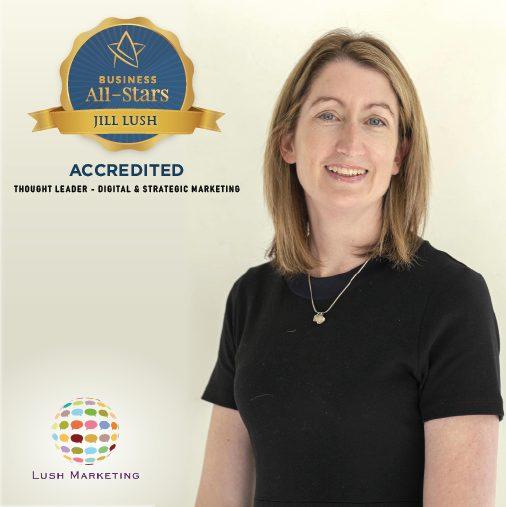 Lush Marketing - Business All-Stars Accreditation