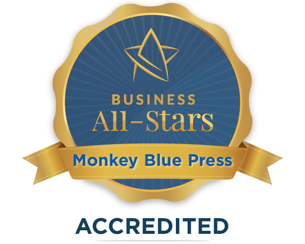 Monkey Blue Press - Business All-Stars Accreditation