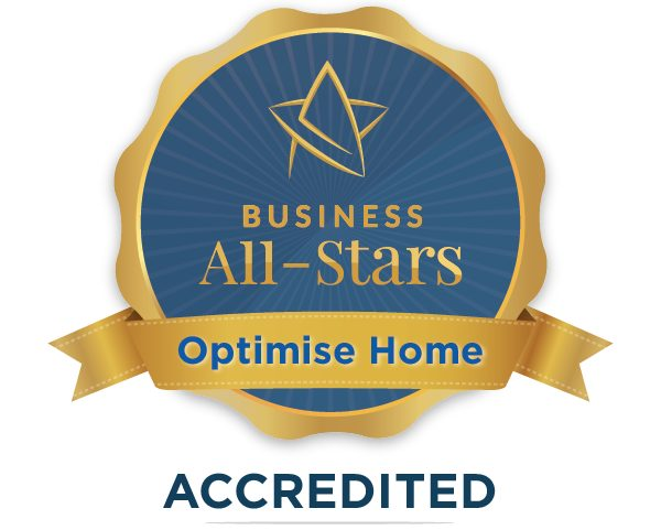 Optimise Home - Business All-Stars Accreditation
