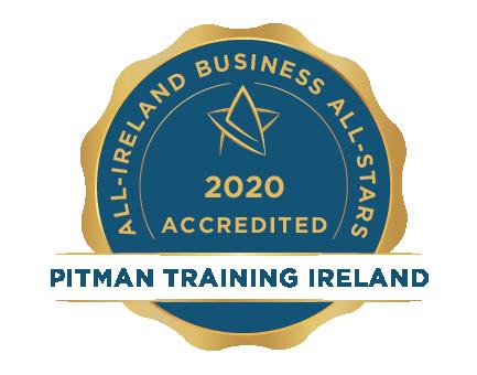 Pitman Training Ireland - Business All-Stars Accreditation