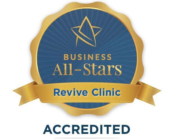 Revive Clinic - Business All-Stars Accreditation