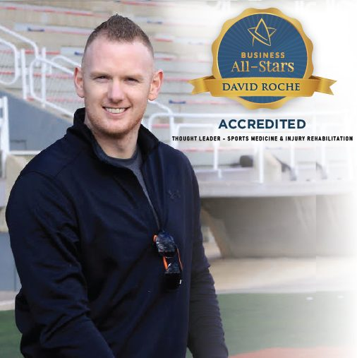 Roche Injury Clinic - Business All-Stars Accreditation