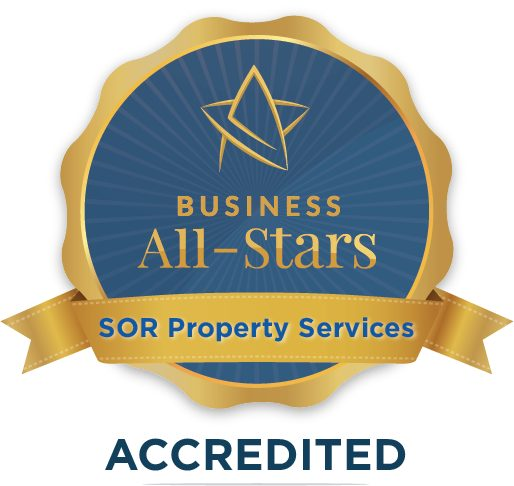 SOR Property Services - Business All-Stars Accreditation