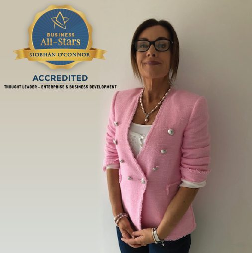 Siobhan O'Connor - Business All-Stars Accreditation