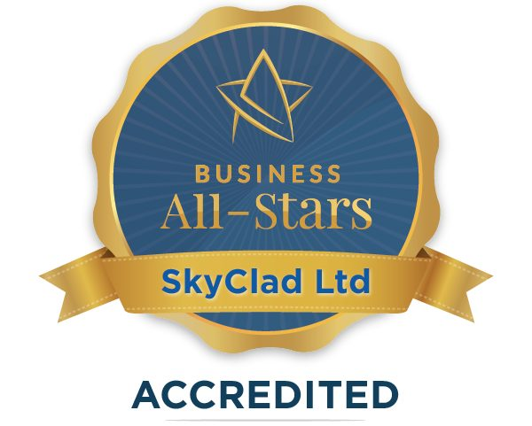 SkyClad Ltd - Business All-Stars Accreditation