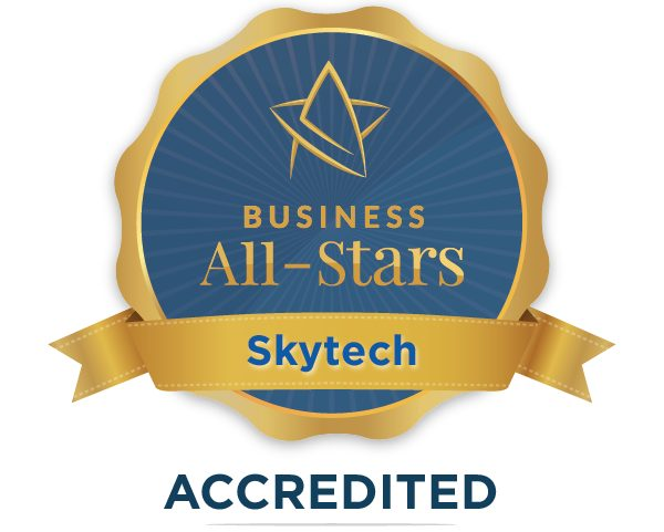 Skytech - Business All-Stars Accreditation