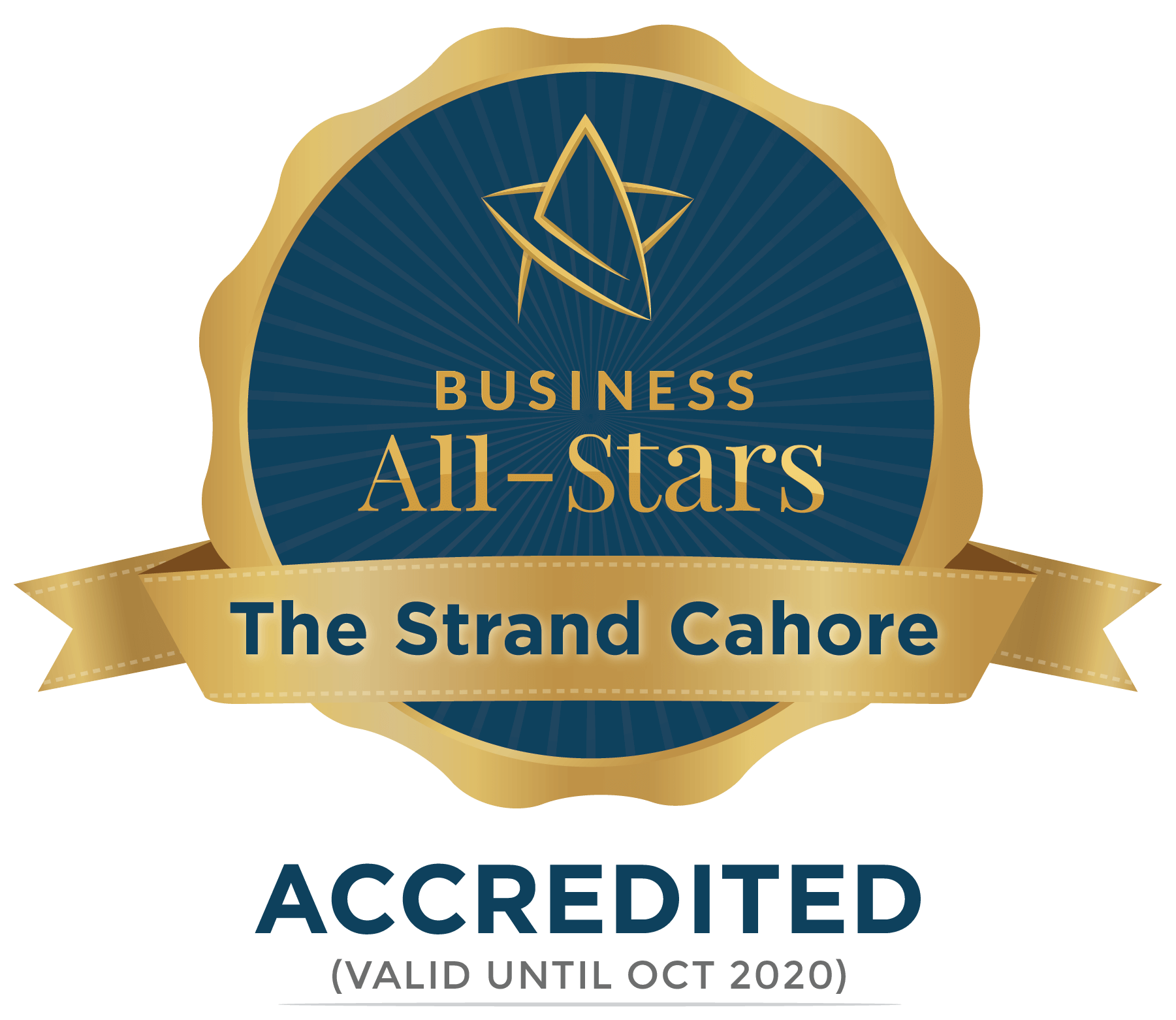 The Strand Cahore - Business All-Stars Accreditation