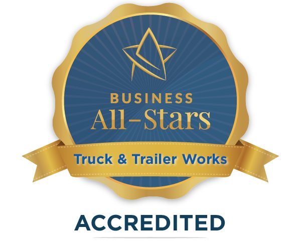 Truck & Trailer Works Ltd - Business All-Stars Accreditation