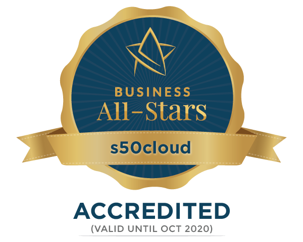s50cloud - Business All-Stars Accreditation