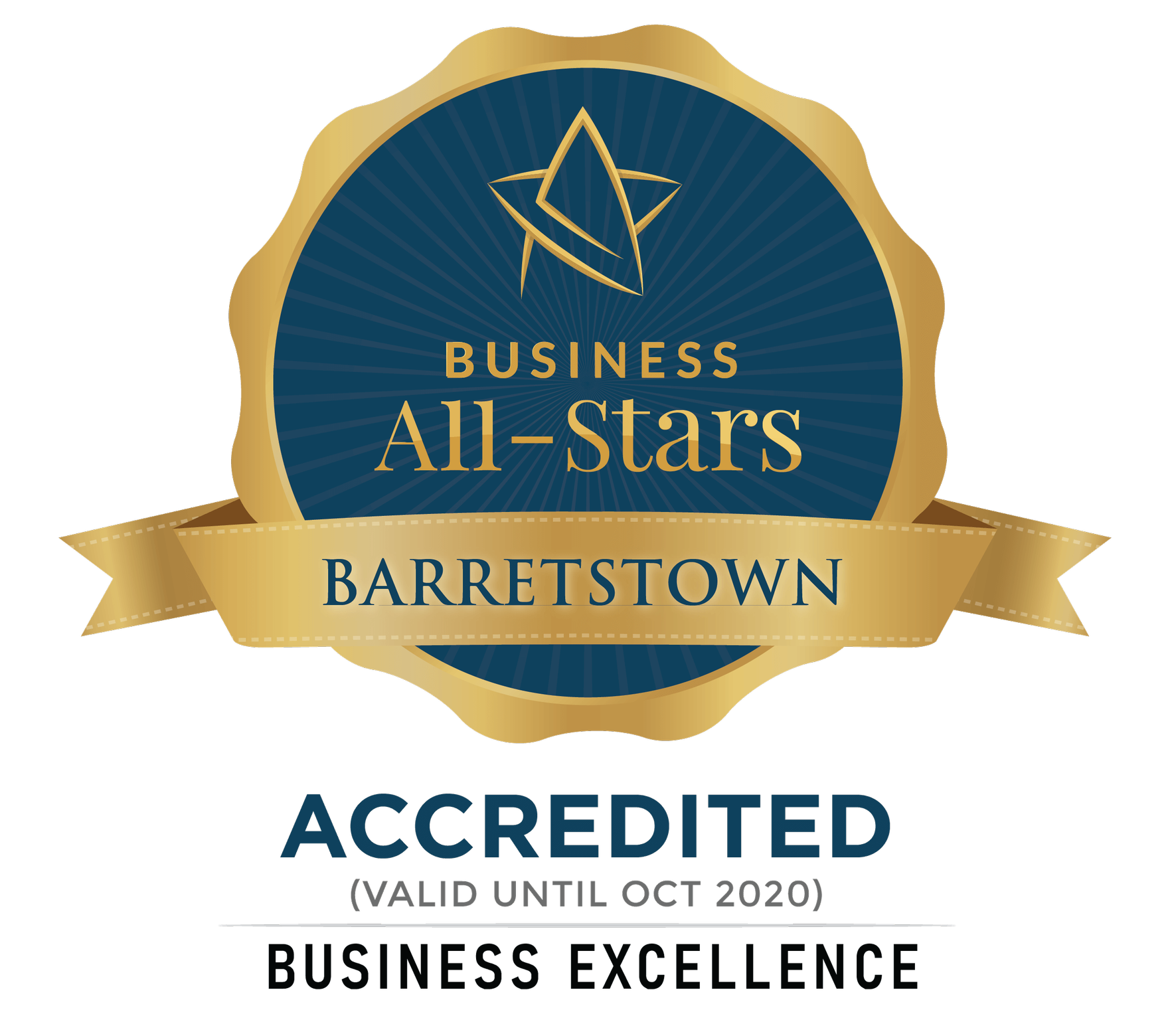 BARRETSTOWN - Business All-Stars Accreditation