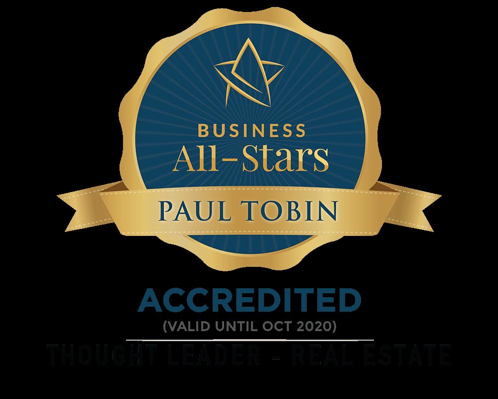 Paul Tobin - Paul Tobin Estate Agents  - Business All-Stars Accreditation