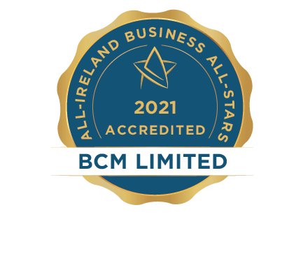 BCM Limited - Business All-Stars Accreditation