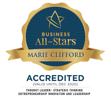 Marie Clifford - Advanced Technical Concepts - Business All-Stars Accreditation