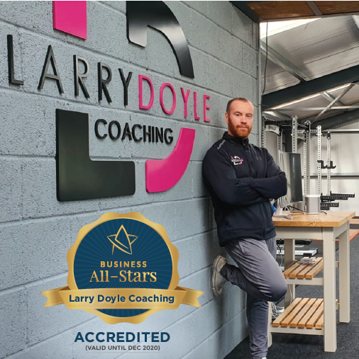 Larry Doyle Coaching - Business All-Stars Accreditation