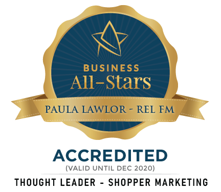 REL Field Marketing – Paula Lawlor - Business All-Stars Accreditation