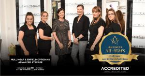 Mullingar and Enfield Opticians | AIBF