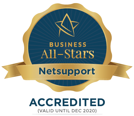 Netsupport - Business All-Stars Accreditation
