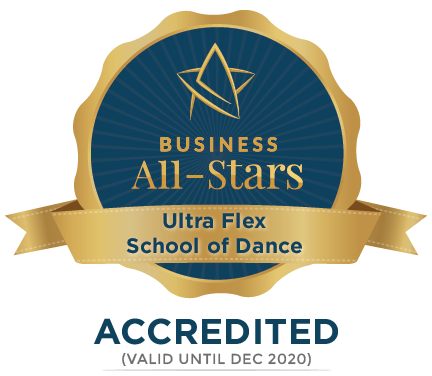 Ultra Flex School of Dance - Business All-Stars Accreditation