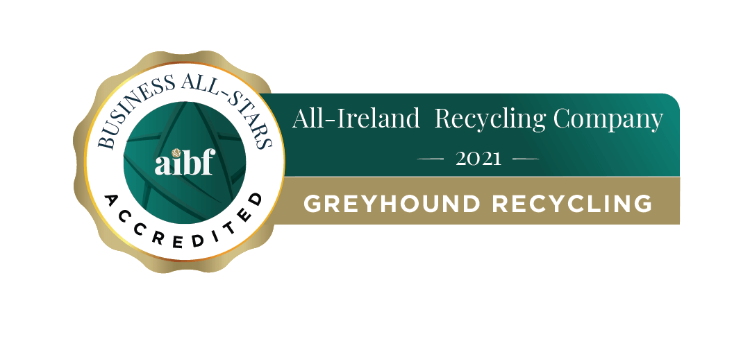 Greyhound Recycling - Business All-Stars Accreditation