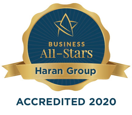 Haran Group - Business All-Stars Accreditation