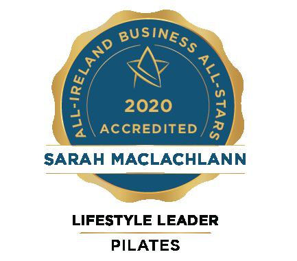 Sarah MacLachlann - Pilates Performance - Business All-Stars Accreditation