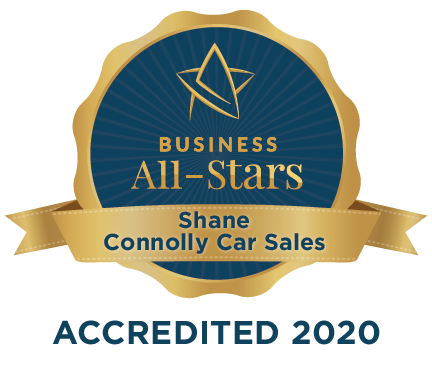 Shane Connolly Car Sales - Business All-Stars Accreditation