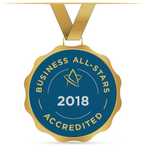 Re - Accreditation 2018 - Business All-Stars Accreditation