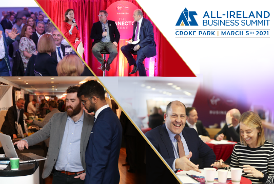All-Ireland Business Summit, 5th March 2021