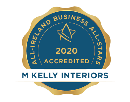 M Kelly Interiors - Business All-Stars Accreditation