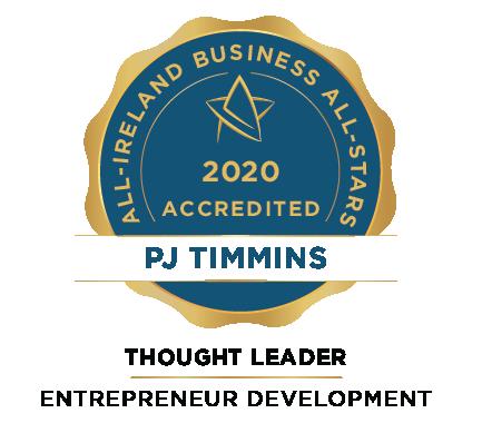 PJ Timmins - The Alternative Board - Business All-Stars Accreditation