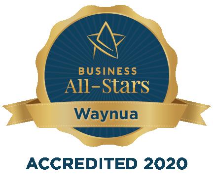 Waynua - Business All-Stars Accreditation