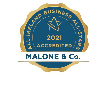 Malone & Co. - Business All-Stars Accreditation