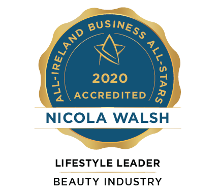 Nicola Walsh - Blush House of Beauty - Business All-Stars Accreditation
