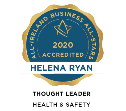 Helena Ryan - Cooga Safety Services Group - Business All-Stars Accreditation